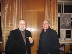 С Ефимом Бершиным