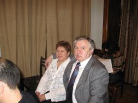 Саша и Лена Ореховы