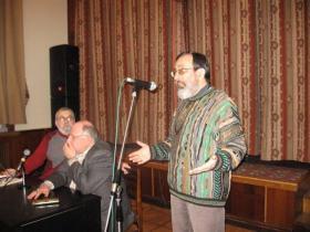 Историк проф. В. Я. Петрухин
